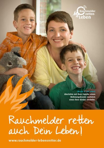 """Quellenangabe: """"obs/Rauchmelder retten Leben"""""""